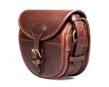 Rigby's Leather Cartridge Bag