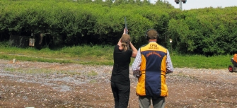 Clay Pigeon Shooting Association England